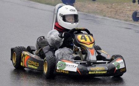 ¿Será David Schumacher, hijo de Ralf Schumacher, el próximo piloto de Fórmula 1 de la familia?
