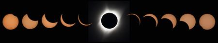 Eclipse Solar 2017 Nasa 5