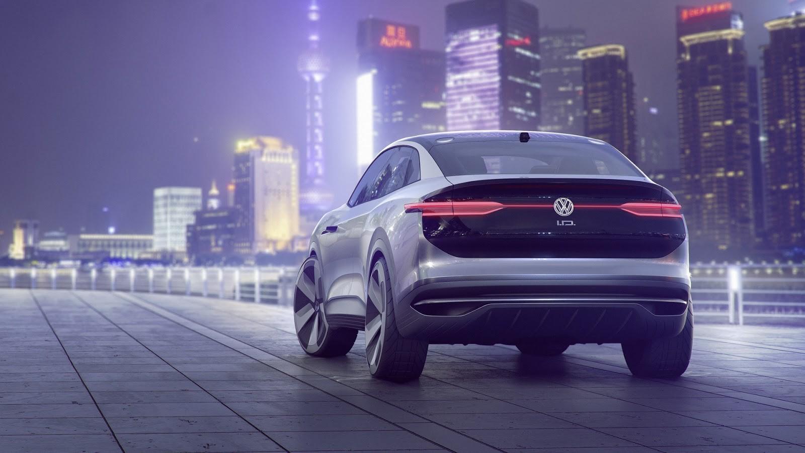 Foto de Volkswagen I.D. Crozz (16/25)