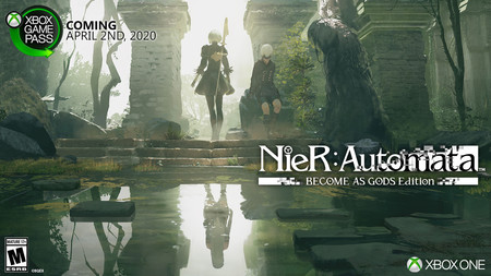 NieR: Automata Become as Gods Edition se unirá al catálogo de Xbox Game Pass esta semana