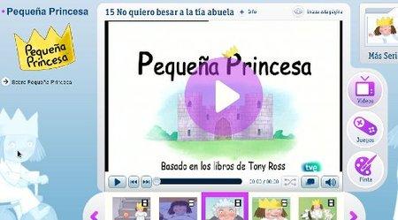 Videos Pequeña Princesa
