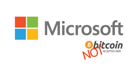 Microsoft deja de aceptar Bitcoin como método de pago por la inestabilidad de la criptomoneda