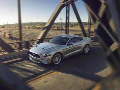 ¡Hay pelea! El Ford Mustang GT quiere patear el culo al Camaro con sus 466 CV