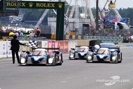 Peugeot y Marc Gené conquistan las 24 Horas de Le Mans