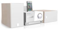 Pioneer X-CM31, un completo dock para iPhone con CD y entrada USB