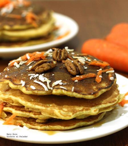 Hotcakes Zanahoria