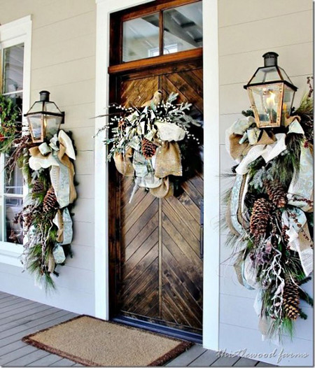 Exterior Puerta Navidad 5