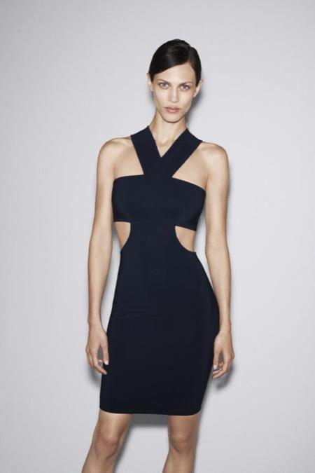 Zara Woman lookbook octubre 2012: sobriedad en estado puro