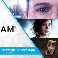 Detroit: Become Human, Beyond: Dos Almas y Heavy Rain se pondrán a la venta a la vez en Steam a mediados de junio