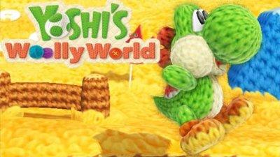 Yoshi's Woolly World nos da todos los motivos para comprarlo en su nuevo tráiler