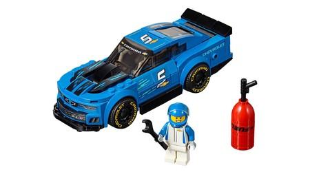 Lego Speed Champions Camaro Zl1 4