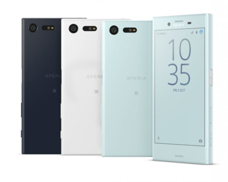Sony Xperia X Compact Mexico