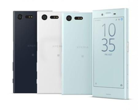 Sony Xperia X Compact Mexico