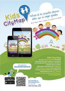 Kids City Map: la aplicación más práctica para moverte por la ciudad con tus hijos