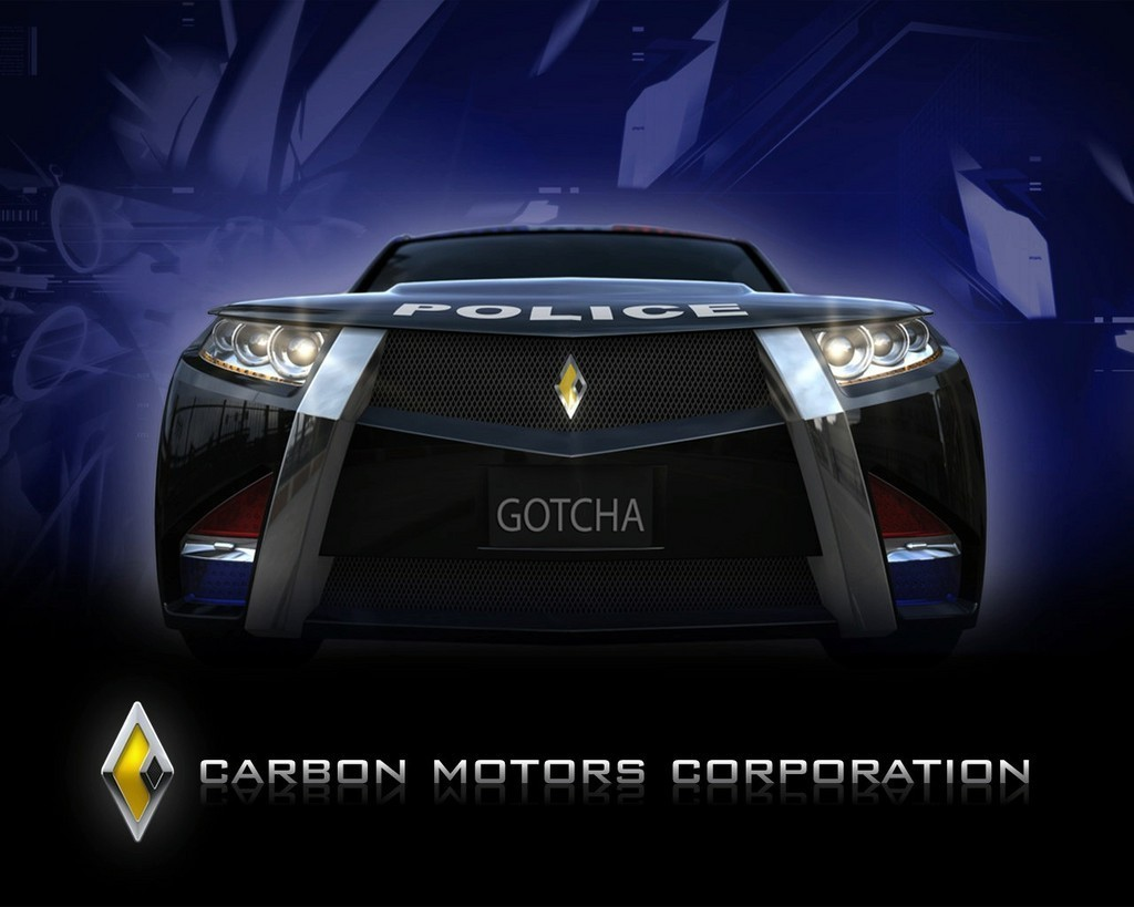 Foto de Carbon E7: El primer coche creado exclusivamente para la policía (1/9)