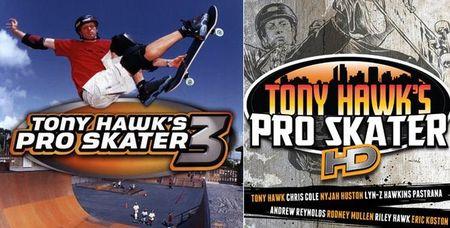 'Tony Hawk's Pro Skater HD' recibirá contenido adicional. Primera parada: pistas del 'Tony Hawk's Pro Skater 3'