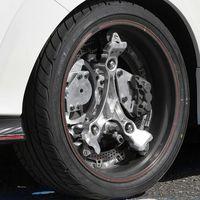 ¡Brujería! Estas llantas pueden convertir al Honda Civic Type R en un coche 4x4 híbrido de 520 CV