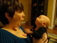 Lo que no debemos hacer cuando el bebé empieza a hablar