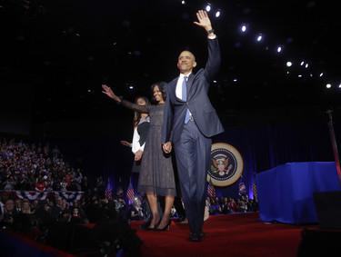 La BSO que acompañó el último discurso de Obama merece capítulo aparte