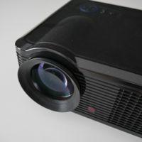 Análisis, DBPower LED-33: ¿qué podemos esperar de un proyector barato?