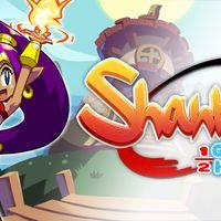 El brillante Shantae: Half-Genie Hero ya está a la venta y llega con un nuevo tráiler