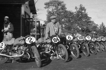 50 Aniversario de Honda en la competición