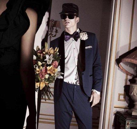 Imágenes de la colección masculina de Lanvin para H&M