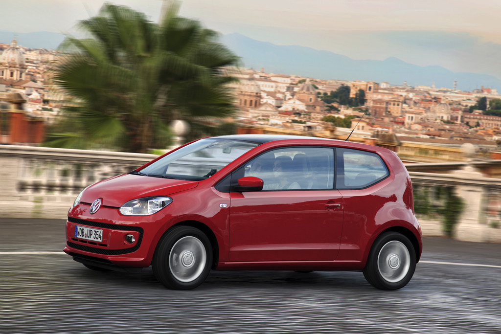 Foto de Volkswagen Up! (8/75)