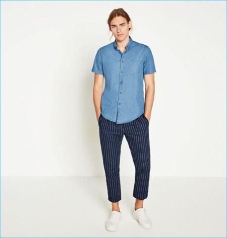 Mood Indigo: Zara apuesta por las prendas de mezclilla como protagonistas del verano