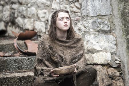 Arya Stark Ciega Juego De Tronos Temporada Seis