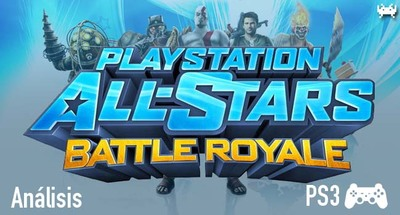 'PlayStation All-Stars Battle Royale' para PS3: análisis