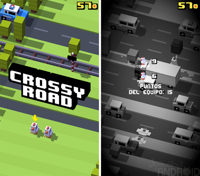 Crossy Road Multiplayer Android