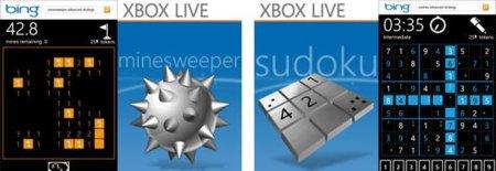 Buscaminas y Sudoku, dos títulos que llegarán gratuitos para Windows Phone 7 de Microsoft Game Studios