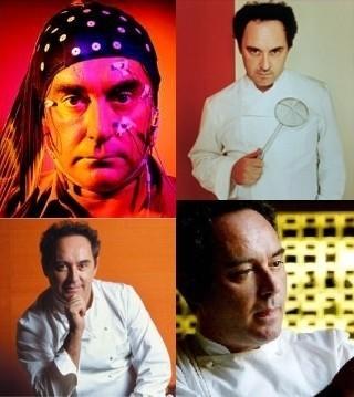 Ferran Adrià y otras celebridades se someten a un estudio cerebral
