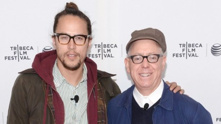 Cary Fukunaga y James Schamus en Tribeca