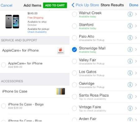 Pasito a pasito: Apple abre el servicio de reserva y recogida en tienda de los nuevos iPhone [Actualizado]