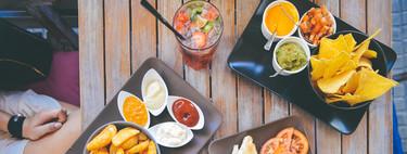 Tapas: 57 buenas ideas para comer de picoteo