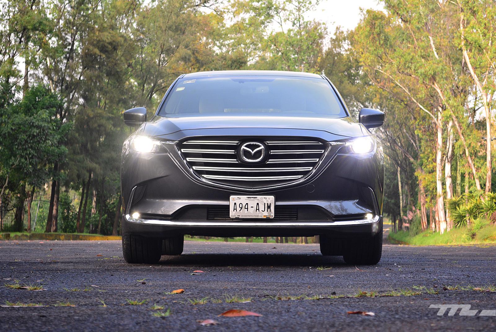Foto de Mazda CX-9 (Prueba) (1/17)