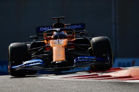 Sainz Abu Dabi F1 2019 5