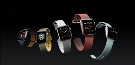 Modelos de Apple Watch Series 2