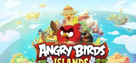 El Clash of Clans de Rovio se llama Angry Birds Islands y ya ha llegado a los móviles
