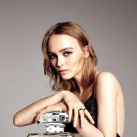 Chanel: Lily Rose Depp
