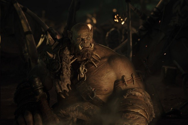 Se viene la pelicula de Warcraft se filtra primera imagen