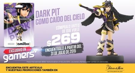 Gamers y Gameplanet consiguen las exclusivas de los próximos Amiibo de Kid Icarus