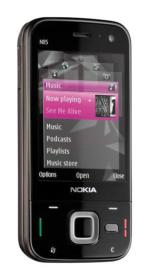 Actualización para el Nokia N85, casi a punto
