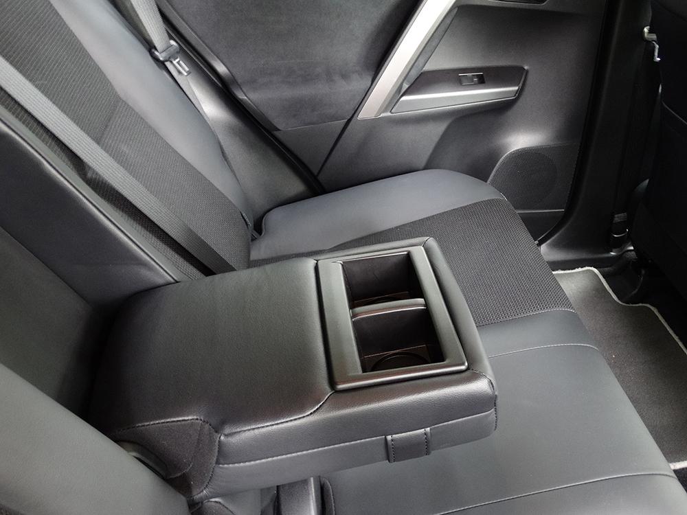 Foto de Prueba Toyota RAV4 hybrid: interiores coche (26/27)