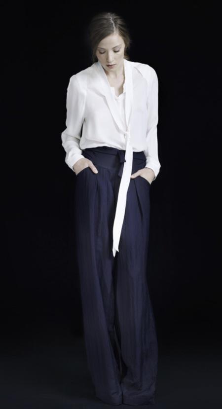 Lookbook Zara Otoño-Invierno 2010/2011: ropa para ir al trabajo, una mujer clásica