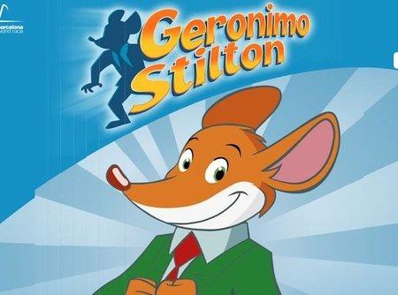 Colección de DVDs de Geronimo Stilton