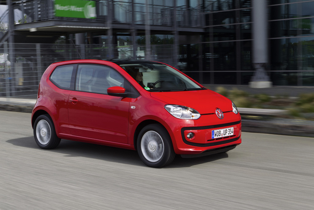 Foto de Volkswagen Up! (11/80)