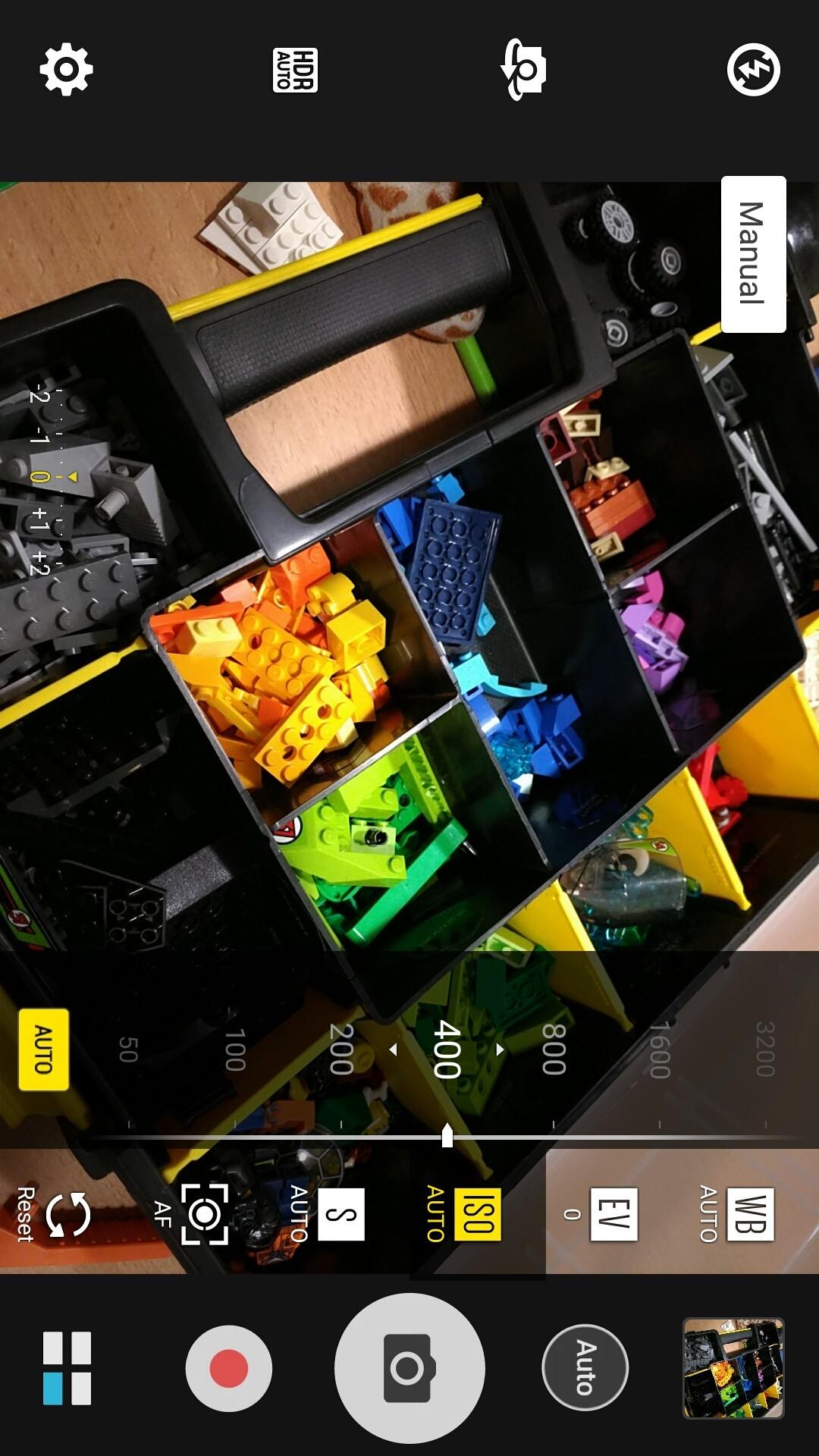 Foto de Zenfone 3 Deluxe Interfaz (18/49)